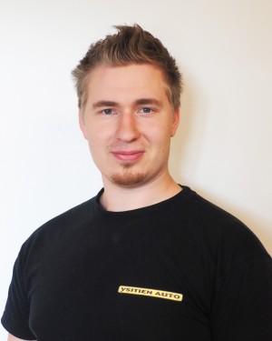 Aleksi Pulkkinen –Ysitien Auto