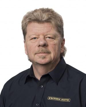 Jussi Uusitalo –Ysitien Auto